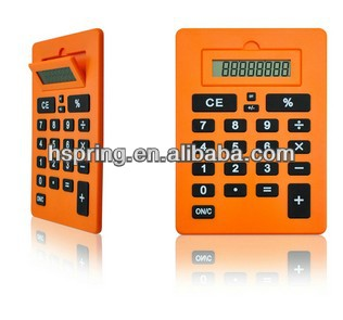 8 digits a5 size desk top calculator