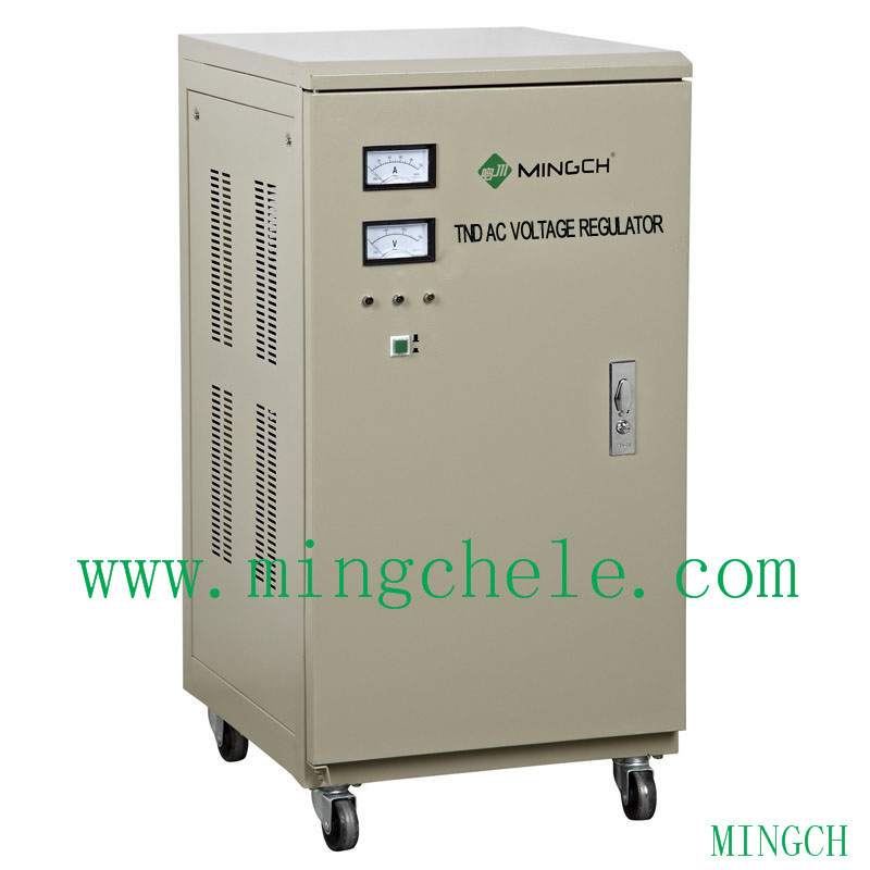 TND/SVC AC Automatic voltage regulator / Stabilizer 15KVA