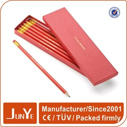 Printing packaging paper pencil box types