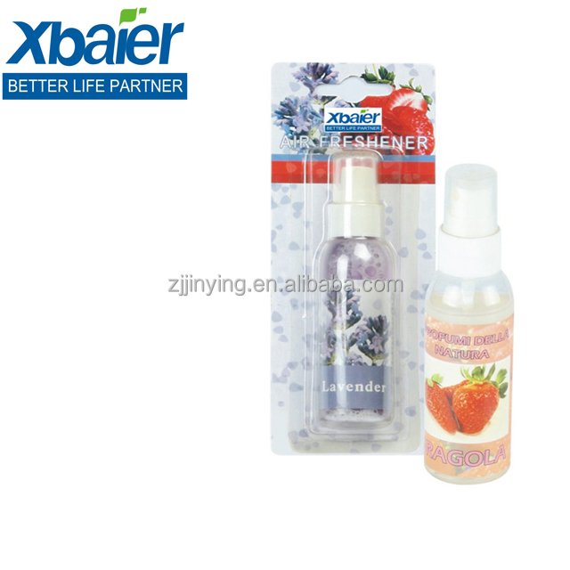 Natural Scent Air Freshener Spray for Car Household Office