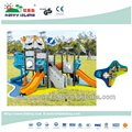 multi-functional outdoor playground
