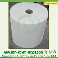 Wholesale fabric rolls fabricas de telas non woven fabric roll