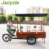 Electric Mobile Hot Sale Bike Food Cart coffee bicycle
