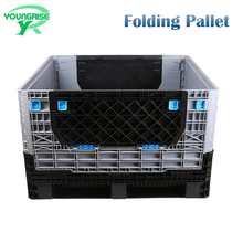 Large Plastic Storage Collapsible Box Foldable Shipping Container for Sale