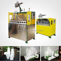 polystyrene foam cup making machine with CE