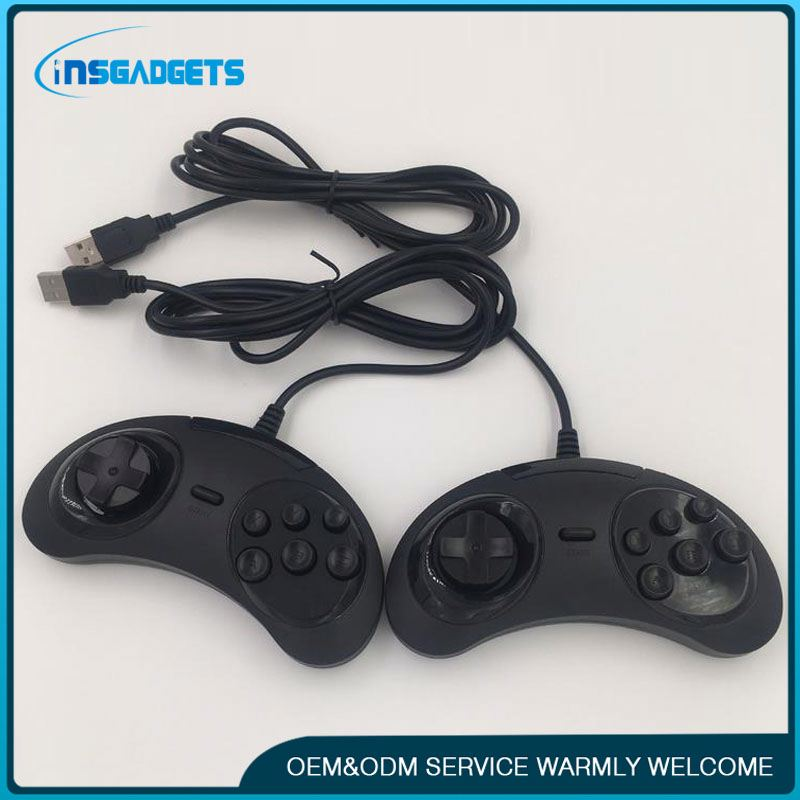 Game controller with built in games ,h0ttE usb pc vibration game controller for sale