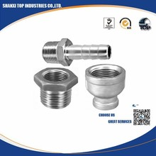 hydraulic tube fitting carbon steel pipe fitting