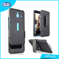 Rugged Holster Case with Kickstand and Belt Clip Case for microsoft lumia 640 xl