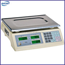 acs 30 Balance 30kg Digital Rechargeable Weighing Price Computing Scale