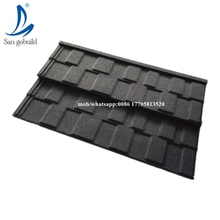 spanish stone coated metal roof tiles color roof philippines prices