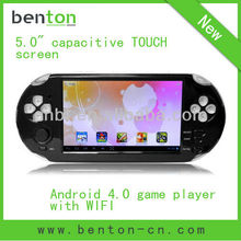 latest 5.0 inch download games for mp5 touch screen with Wifi