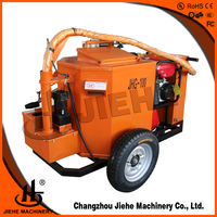 truck mounted asphalt road crack sealing machine JHG-100,get factory price right now.skype:elliotyeah09