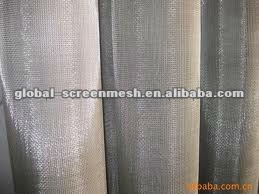 "12 Mesh T304 Stainless .023"" Wire Dia. 36 Inch Wide"