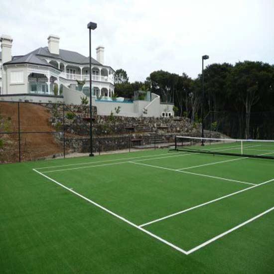 Tennis Court Sports Artificial Grass recycle artificial grass artificial pet grass