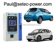 Wallbox 20kw EV Rapid Charging Station CHAdeMO / CCS SETEC fast Charger 7KW-100KW