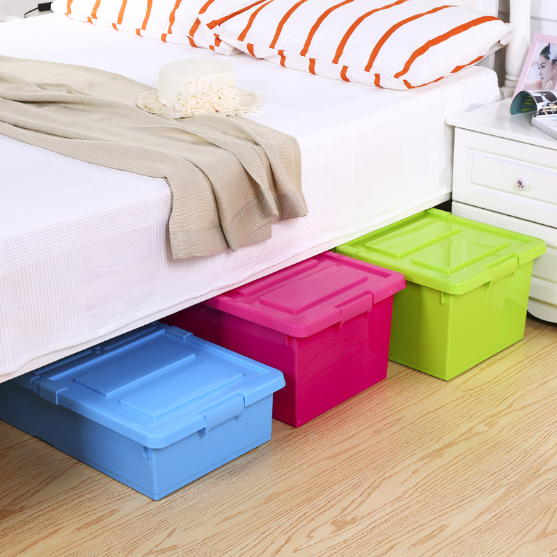 toy storage box plastic