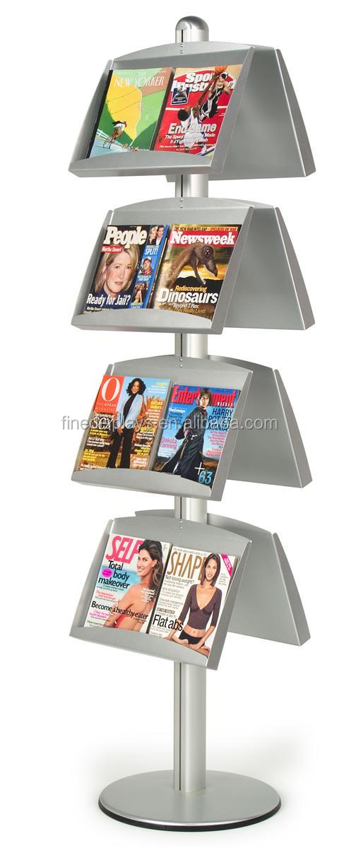8-Pocket Literature Stand(BD-G006)