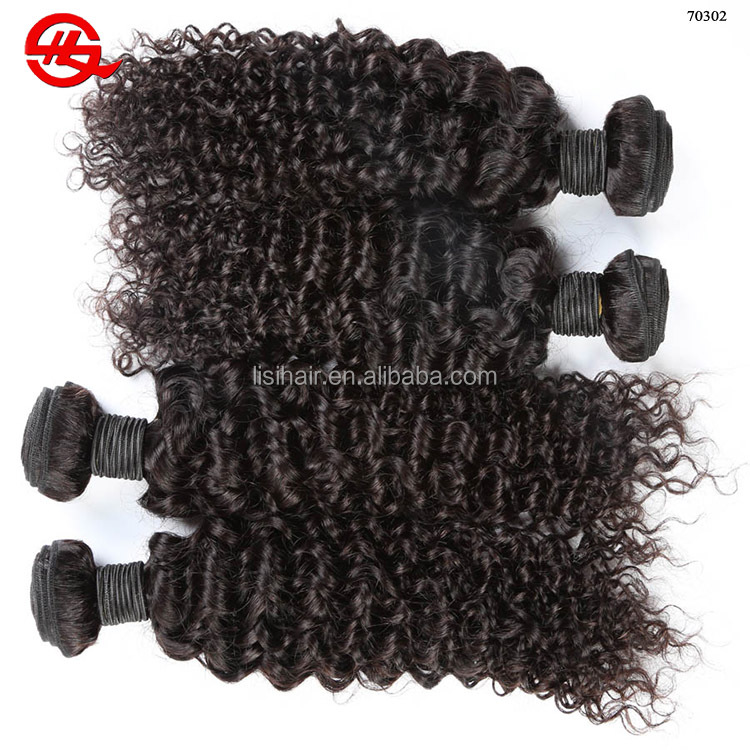 Double Weft Double Draw Mink 100% Real Hair Extention Women