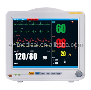 "HOT SALE!!! 12.1"" Multi-Parameter Patient Monitor Price"