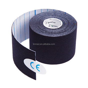 ISO CE and US-FDA k tape sports muscle tape Your logo