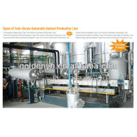 Stable silicone sealant SLG-96 Twin-Screw Sealant Automatic Production Line