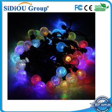 led glow ball bulb christmas ball