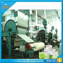 787 Type paper toilet seat cover paper Making Machine