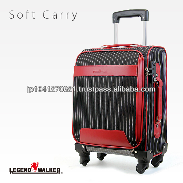 Amazingly lightweight strong build suitcase various trolley bag sizes available