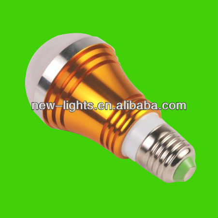 E27 base 5W LED bulb huizhuo lighting