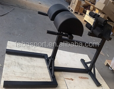 Triangle GHD for commercial use Glute Ham Developer Back Hyperextension Bench