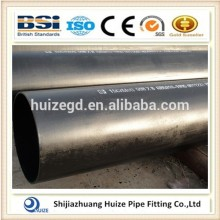 A335 P22 sch80 seamless alloy steel pipe