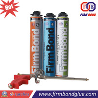 Top Quality Flame Retarded Spray Polyurethane Foam Components