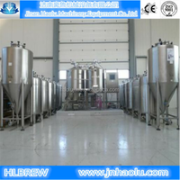 Turnkey Craft Beer Brewery, Brew House, Beer Brewing Equipment