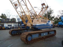 Japan original Kobelco 7045 used crawler crane for sale