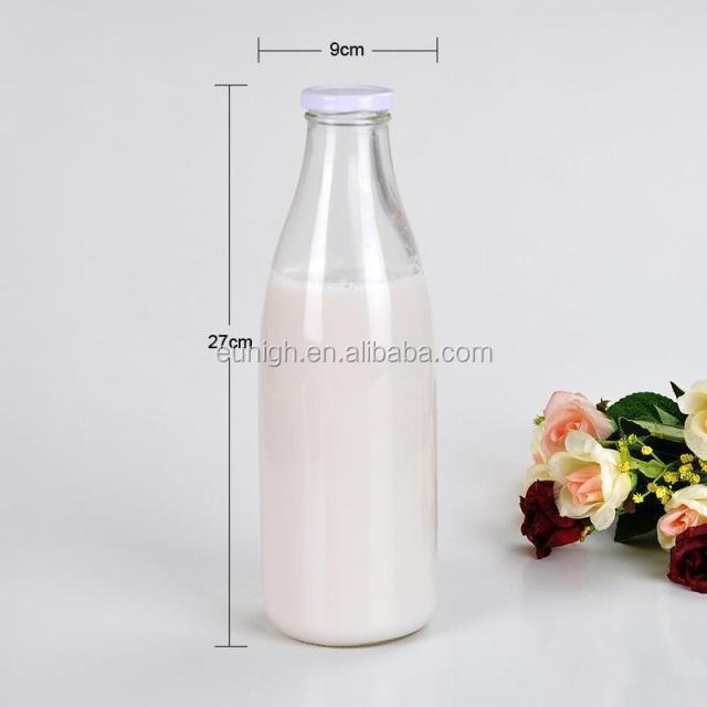 1 litre verre bouteille de lait verre bouteille d 39 eau bouteilles id de produit 60130325065. Black Bedroom Furniture Sets. Home Design Ideas