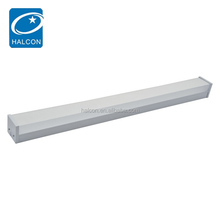 commercial & office LED Lighting Fixture t8 fluorescent batten fitting for office