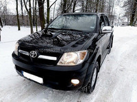 USED CARS - TOYOTA HILUX 4X4 DOUBLE CAB (LHD 3432)