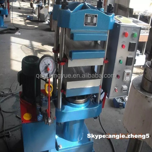 china Supplier rubber band making machine/Rubber Curing Pressing machine and equipment