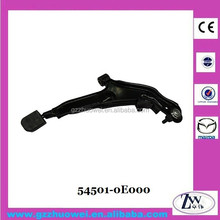 Car Parts for Bluebird Sylphy U13 Front Lower Arm Auto Control Arm Left 54501-0E000