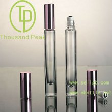 10ml Glass Vial Roll On Bottle For Essential Oil Or Perfume Collection