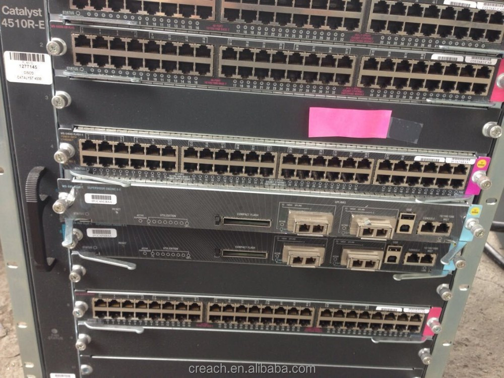 CISCO 4510R-E used original routers
