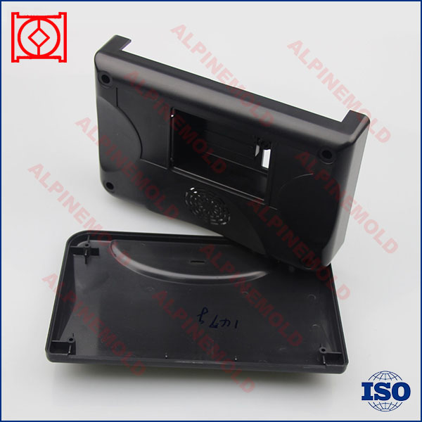 China OEM custom plastic electronic enclosure housing mold with high quality