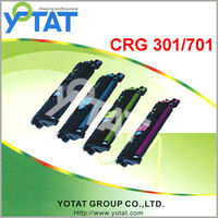 Competible color toner cartridge for Canon CRG 101 301 701