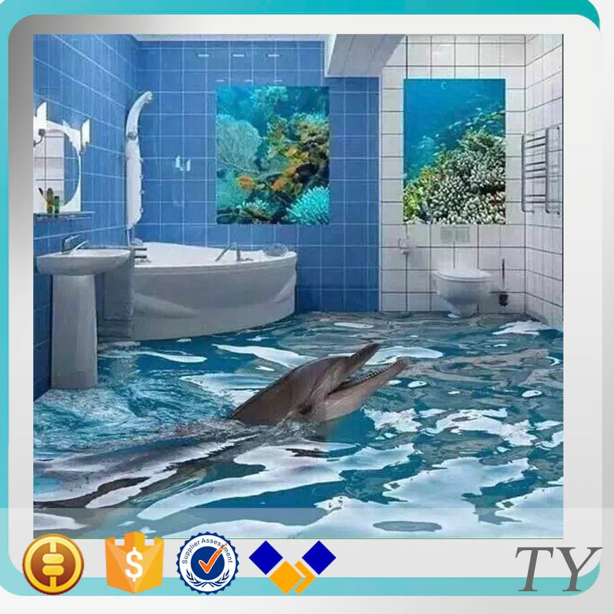 Hot sale foshan factory ceramic 3d floor tile buy 3d floor tile 3d