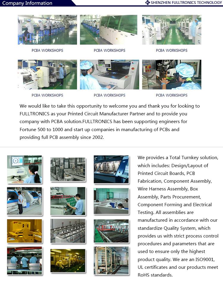 높은 품질 저렴한 비용으로 fpc 제조 LCD 디스플레이 FPC