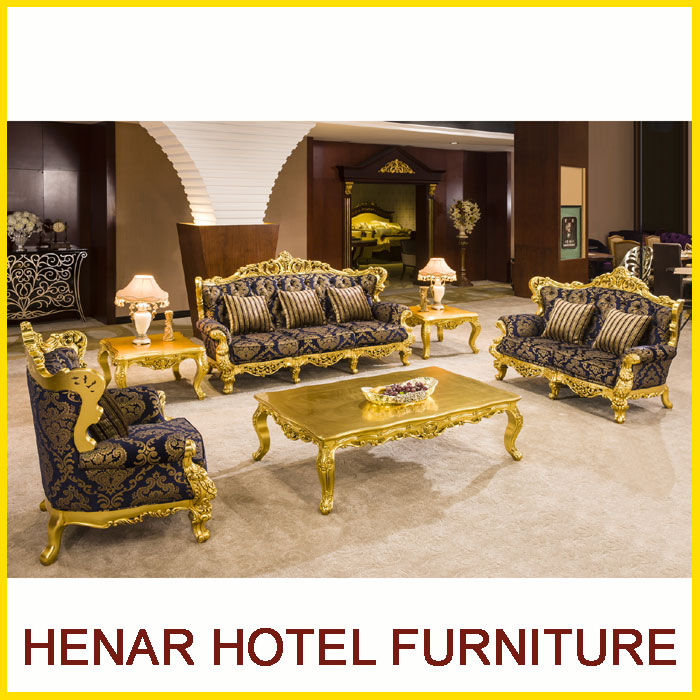 hot sale royal solid wood wedding sofa furniture