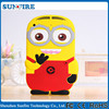 "for Samsung Galaxy Tab 2 7.0"" despicable me case"