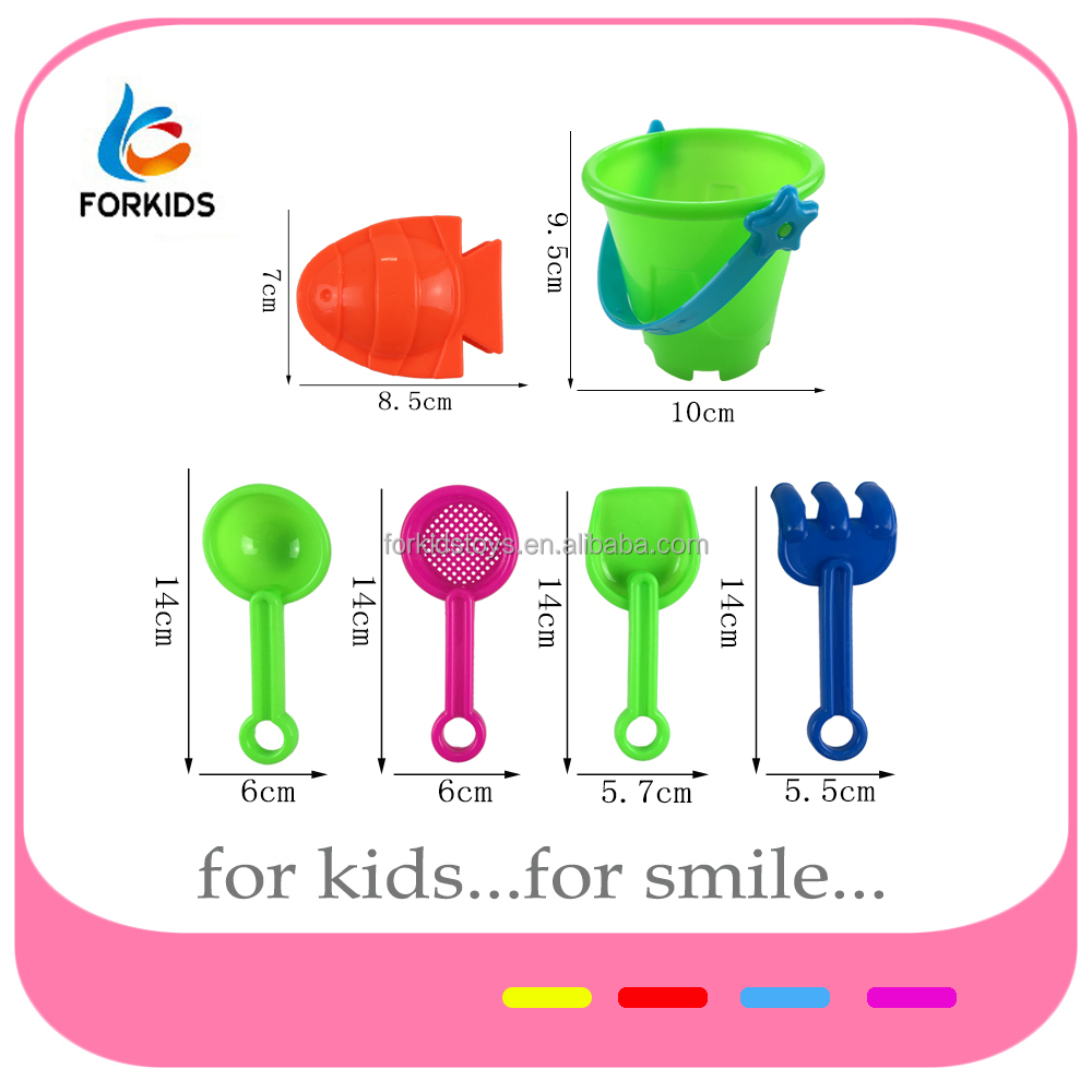 KID'S CHEAP SUMMER PROMOTIOAN GIFTS,MINI BEACH SAND SHAPERS TOOL TOY SET,CHEAP PLASTIC MOLDS TOY