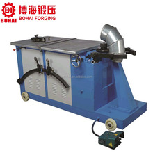 Factory direct sale SA-12HB square pipe elbow making Pittsburgh lock forming machine for HVAC