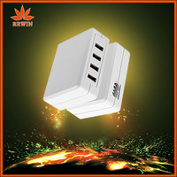 International 5v usb charger adapter with medical grade hot in 2014